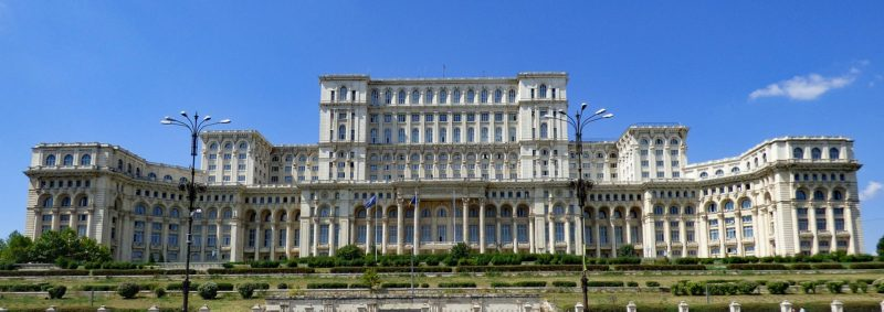 Restaurants and bars from where you to see Bucharest from above