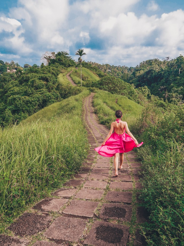 My thoughts of 2018: Manifesting reality. Bali Indonesia