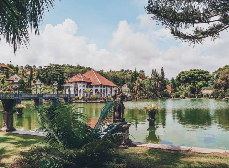 Discover Ubud, Bali: Things to do in Ubud and around  Ujung Water Palace  Winning the #TripOfWonders December 2018 - Bali, Indonesia