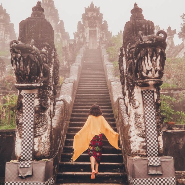 Winning the #TripOfWonders December 2018 - Bali, Indonesia