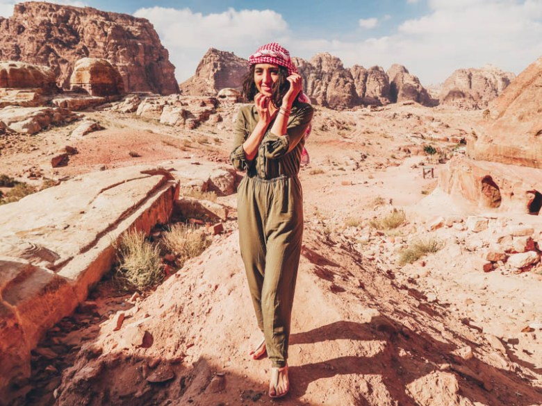 A first-time travellers' guide to Petra, Jordan