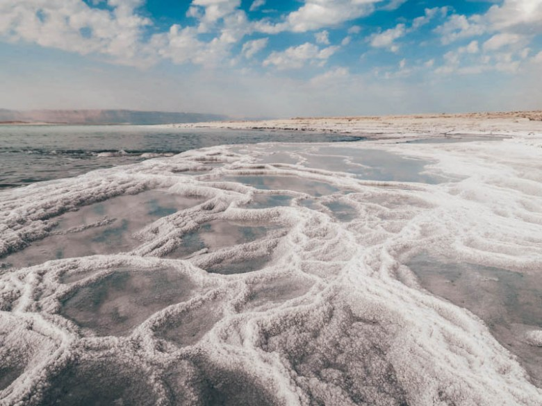 I remember finding out about the Dead Sea when I was only a child. They would say it was the saltiest sea and one could just float in it. Sometimes I would try to imagine how would it be like to be floating in the Dead Sea.