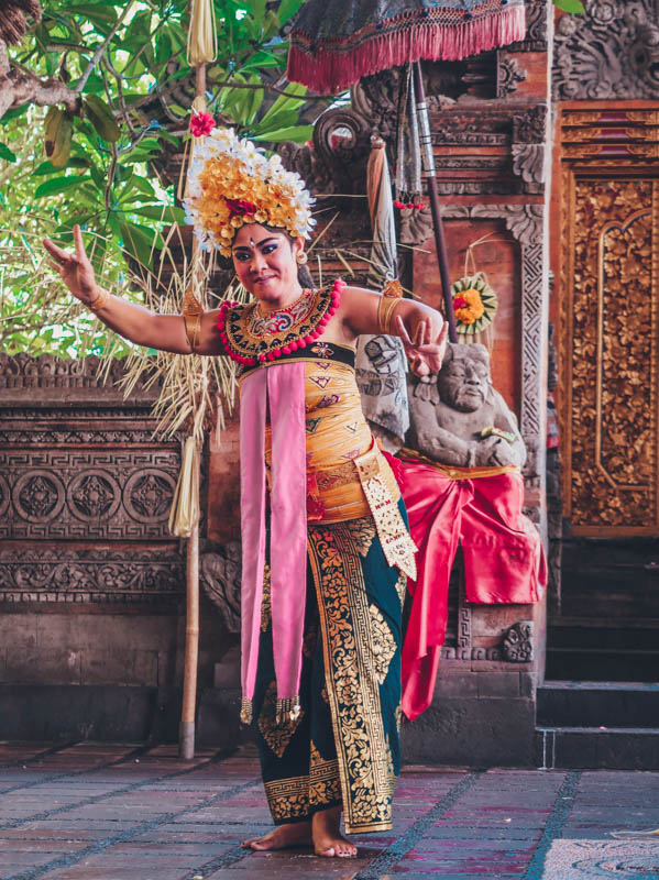 Sahadewa Barong Dance 5-day itinerary in Bali for first-timers bali 5 day itinerary
