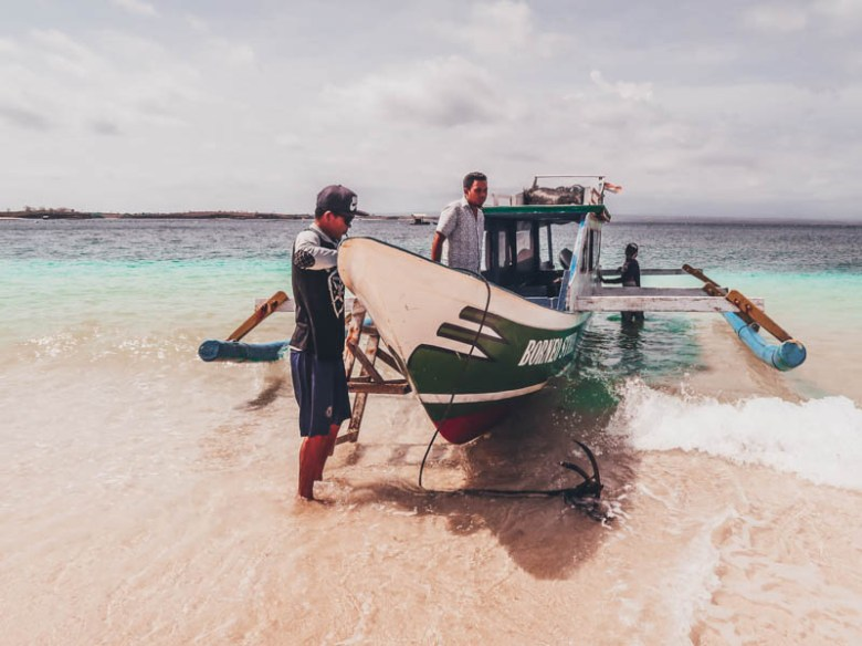 Pink Beach East Lombok Day Tour