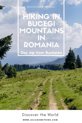 Hiking In The Breathtaking Bucegi Mountains in Romania