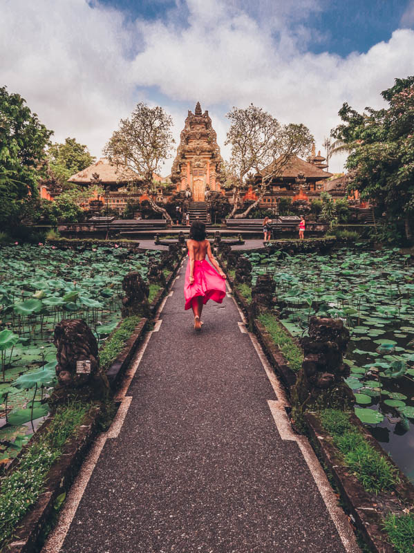 Ubud Water Palace  Discover Ubud, Bali: Things to do in Ubud and around