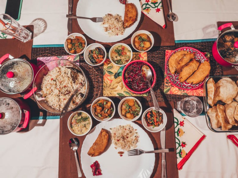 Discover Indian cuisine: Learn from locals how to cook Indian food