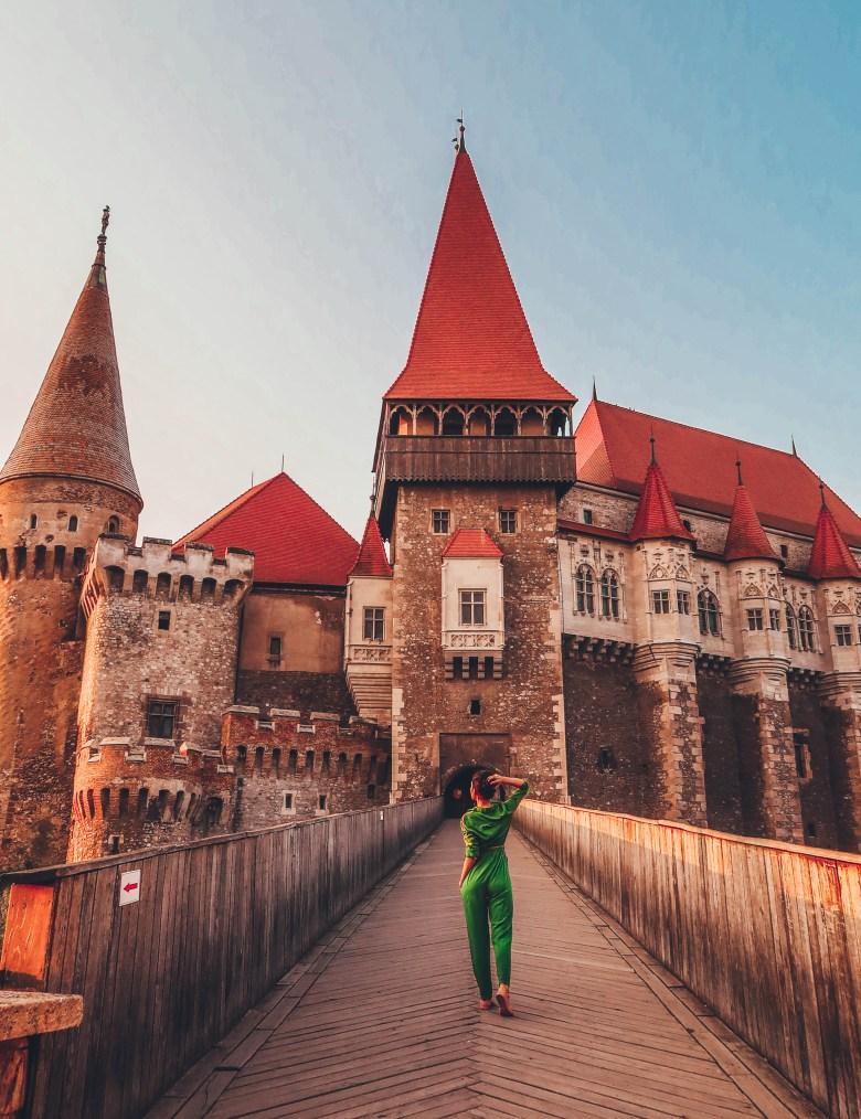 Hunedoara Castle, Corvin Castle or Hunyadcastle