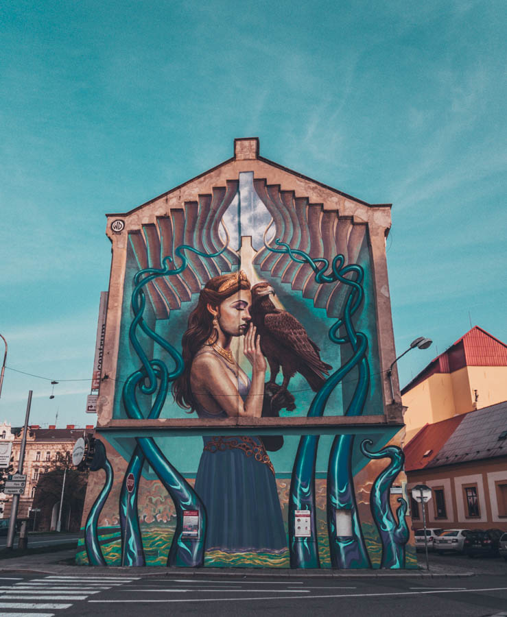 street art A weekend in Olomouc? Here's a list of things to do in Olomouc