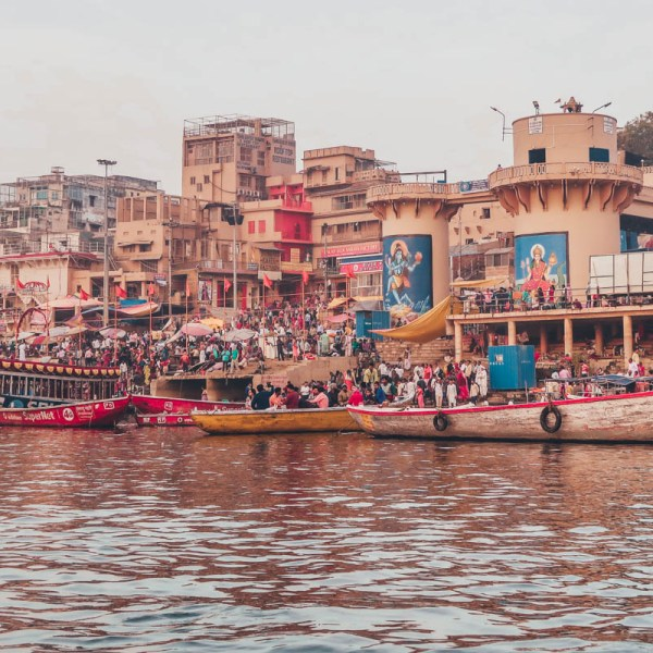 2 Days in Varanasi, the holy city of India