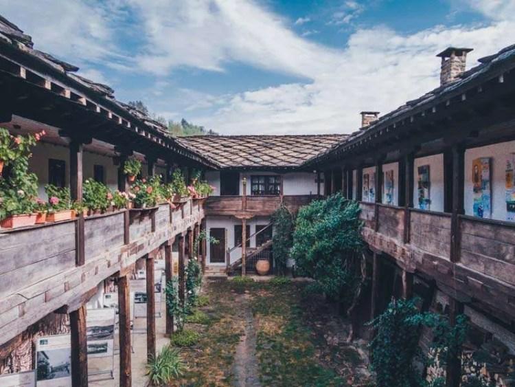 Tryavna's Old School Museum Why you should visit Tryavna, Bulgaria