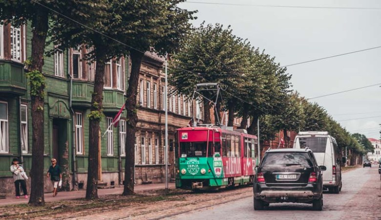 liepaja latvia Eastern Europe road trip itinerary 2-4 weeks (Baltic road trip itinerary)