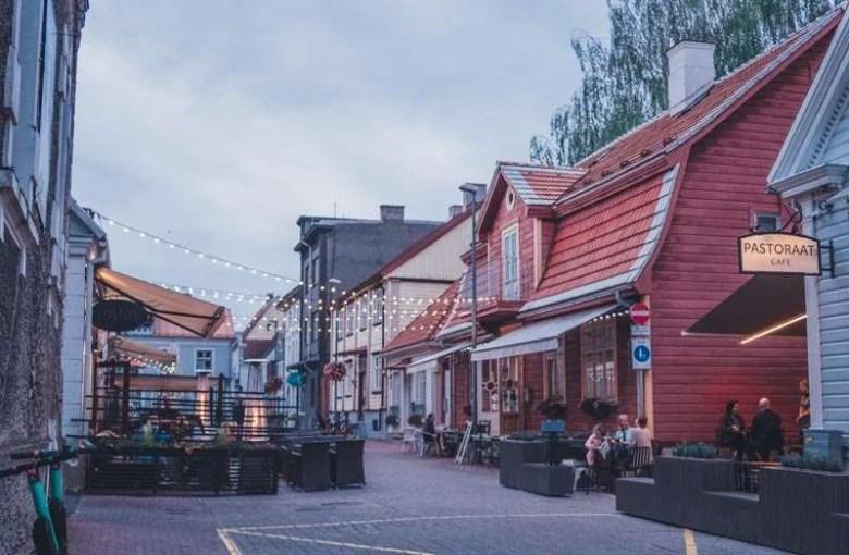 Pärnu, Estonia Eastern Europe road trip itinerary 2-4 weeks (Baltic road trip itinerary)