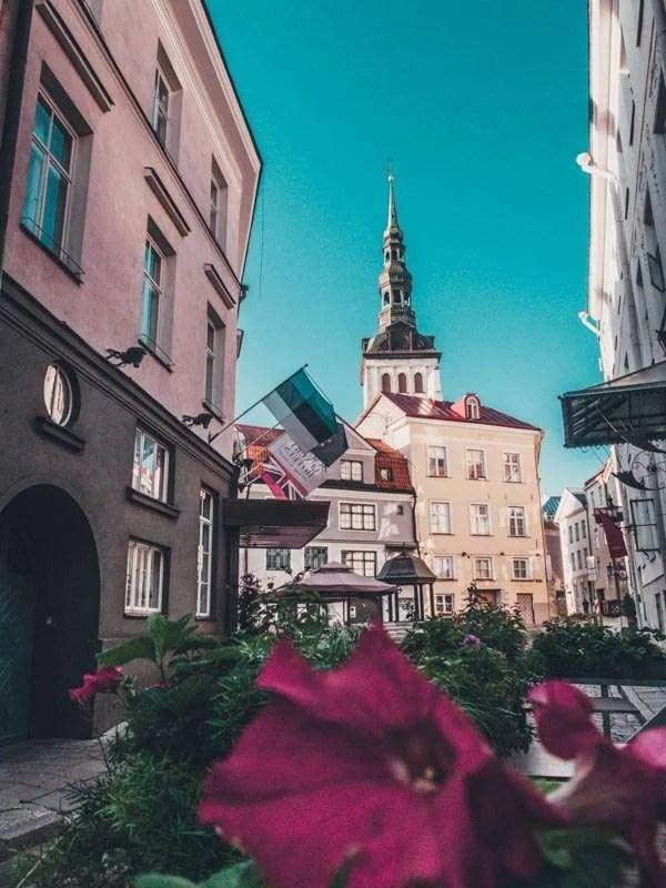 Tallinn Estonia Eastern Europe road trip itinerary 2-4 weeks (Baltic road trip itinerary)