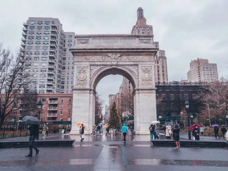 Visit Washington Square Park