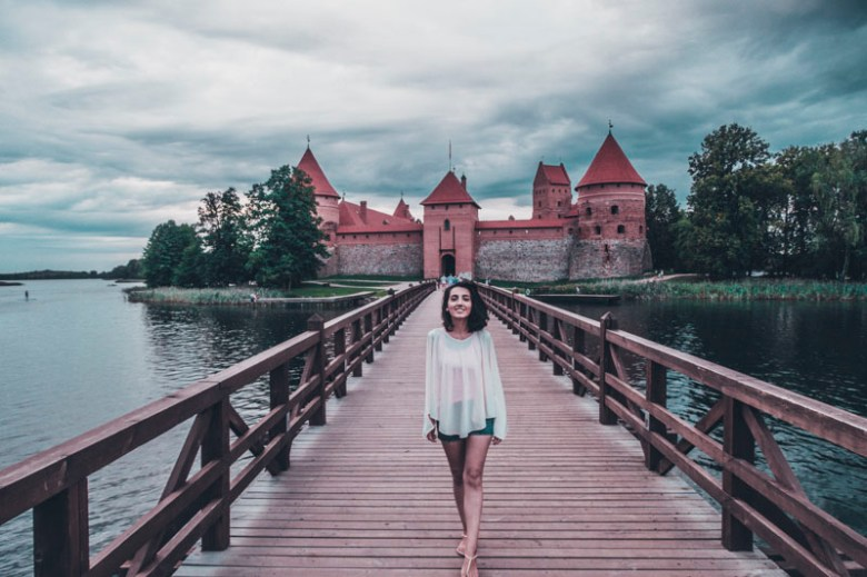 Trakai Island Castle what you need to see in Vilnius in 1 day