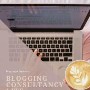 Blogging Consultancy LITE