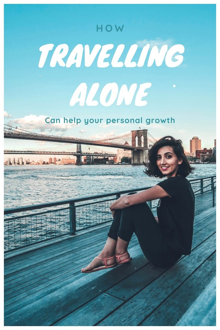 I believe travelling is a journey of self-development and personal growth. A journey which can change you as a person, and possibly your entire life to come. #personalgrowth #selfdevelopment #travel #travelalone #travellingalone