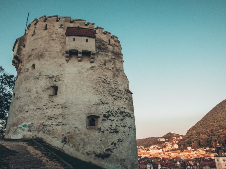 The Black and White Towers Top 11 things to do in Brasov, Romania