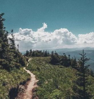 Beautiful Hiking Trail in Ciucas Mountains, Romania (medium level hiking trail)