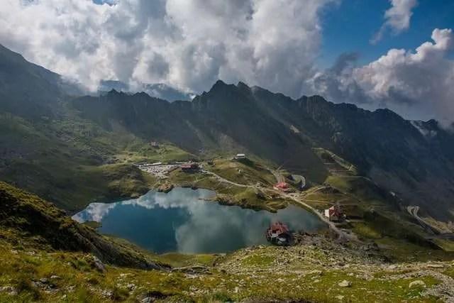 balea lake transfagarasan trasnfagarasan road romania Transfagarasan: The Ultimate Guide to Romania's Best Road
