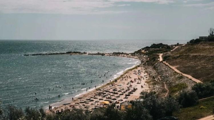 plaja eforie sud best beaches in Romania