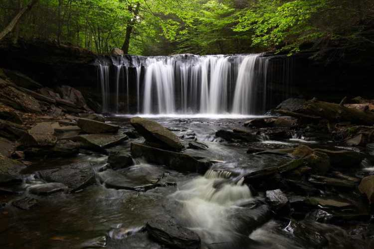 21 Pocono Mountains, Pennsylvania Best places to visit in September in the USA