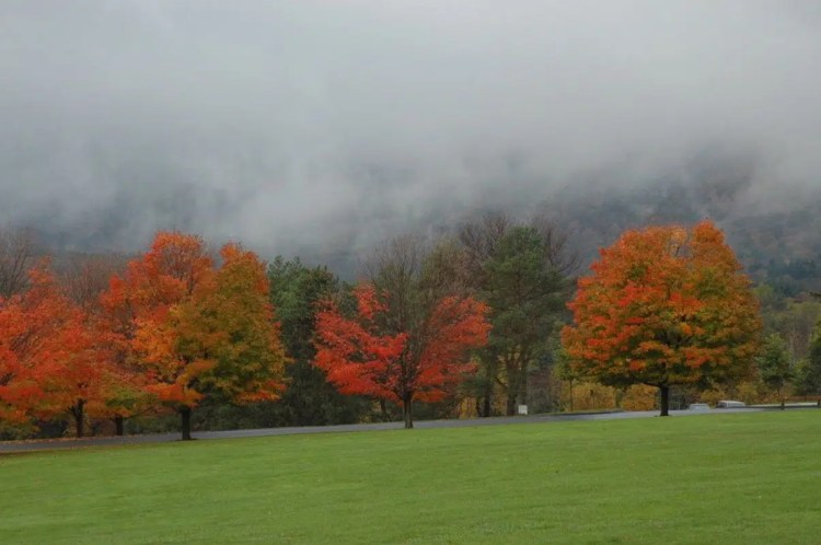 8 The Berkshires, Massachusetts Best places to visit in September in the USA