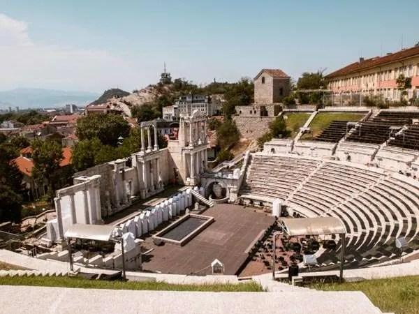 Plovdiv Roma Theater Bulgaria Road Trip: The perfect 7-day itinerary through beautiful Bulgaria