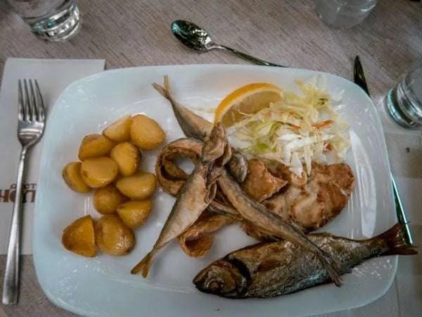 Where to eat in Nessebar? Neptun restaurant Nessebar Bulgaria Road Trip: The perfect 7-day itinerary through beautiful Bulgaria