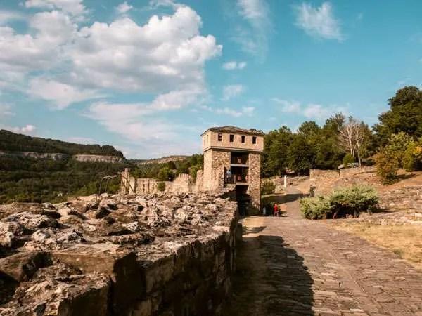 Tsarevets Fortress Veliko Tarnovo Bulgaria Road Trip: The perfect 7-day itinerary through beautiful Bulgaria