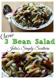 Classic Three Bean Salad