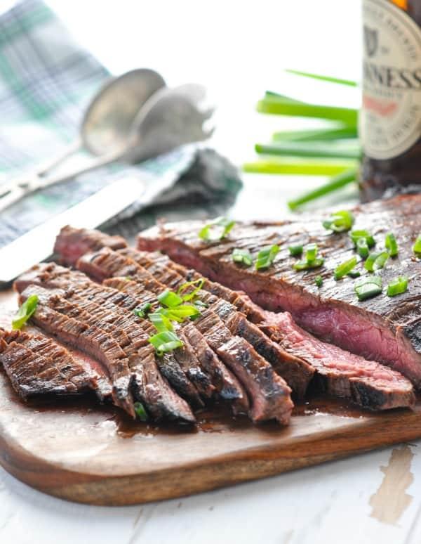 Guinness Flank Steak Marinade