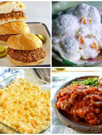 Free Meal Planning Recipe - Meal Plan Monday #123