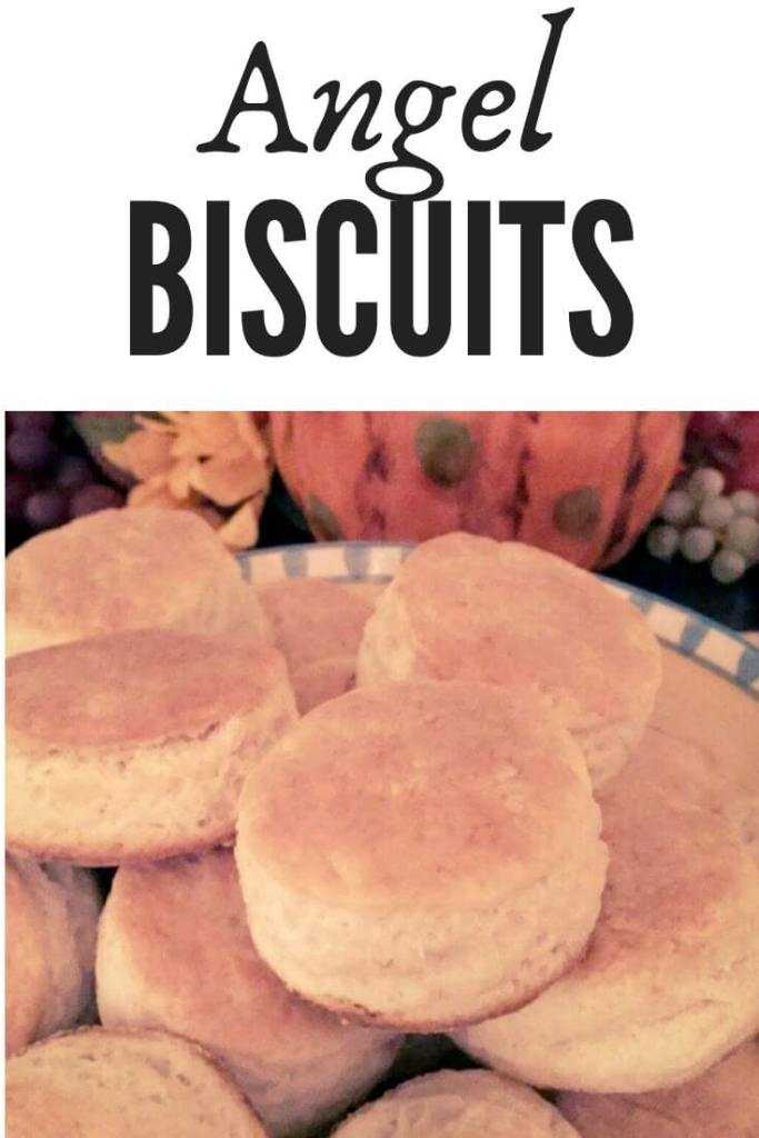 Light Angel Biscuits Recipe - Julia's Simply Southern