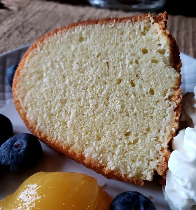 Best Pound Cake Recipe From Great Grandma Julias Simply Southern