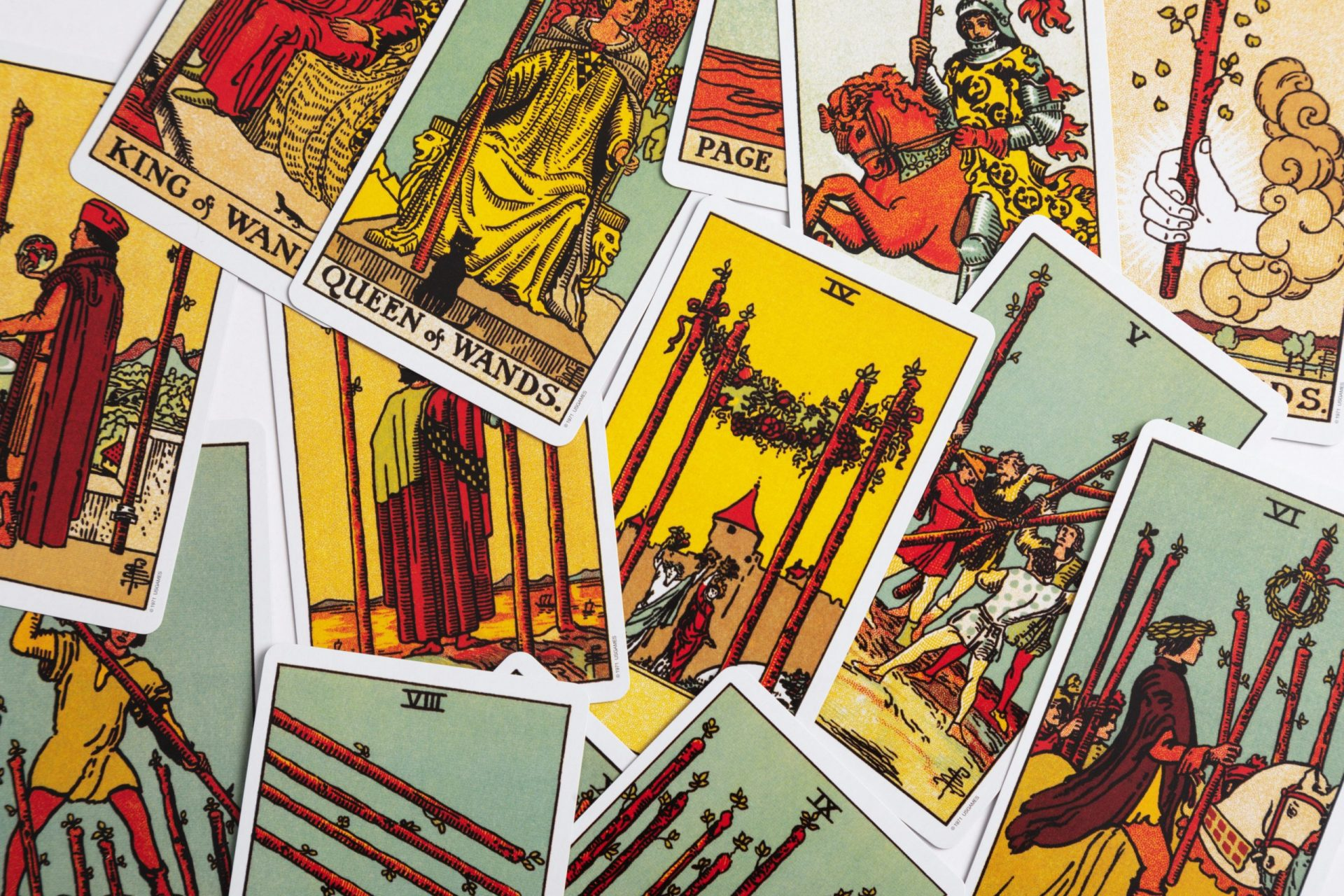 """Featured image for """"What the Tarot Taught Me About Branding As a Coach and Healer"""""""