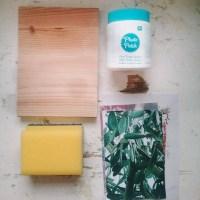 Wie DU Fotos auf Holz drucken kannst!