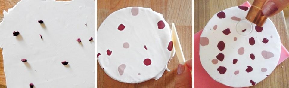 DIY Kerzenhalter mit Kupfer Muffe und modelliermasse zb fimo zum selber basteln perfekt für diy herbstdeko oder muttertagsgeschenk und geschenk für beste freundin als herbstliche deko (3)