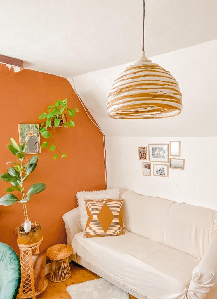 DIY Lampe