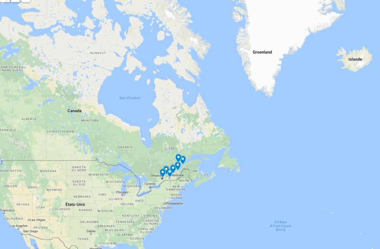 Map canada2