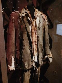 Horror Film Exhibit - Thriller Costume
