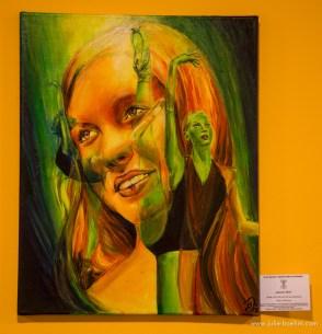 acrylics / 50 x 40 cm