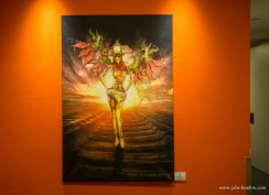 120 x 80 cm / fineart print/ mixed media