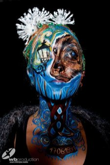 French Face Painting Award