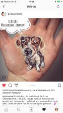 featured Instagram: Hundechallenge bei Johanna Fritz