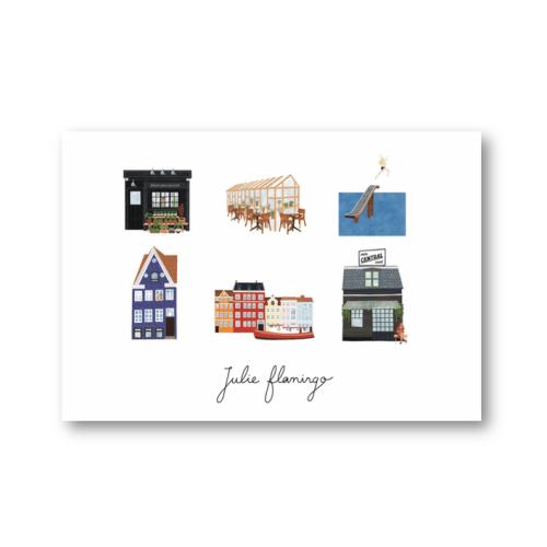 cartes postales copenhague