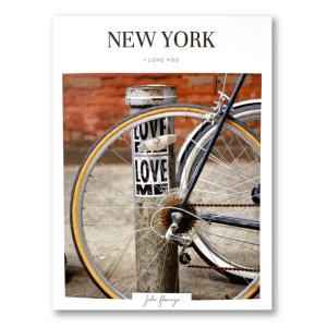 Couverture album photo new york