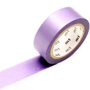 masking tape irisé lilas