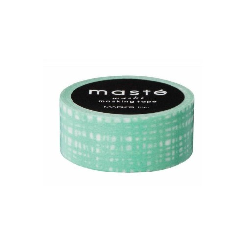 masking tape crayon vert